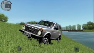 City Car Driving 1.5.3 Lada Niva [G27]