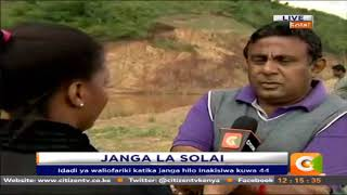 Solai Dam boss says the structure was not illegal