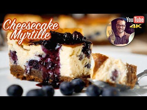 le-cheesecake-aux-myrtilles-facile-de-romy-|-recette-rapide