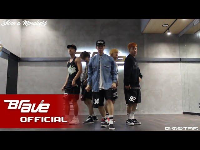 ????? ?? ?? ?? - ??? / Full moon shine Dance Practice - BIGSTAR
