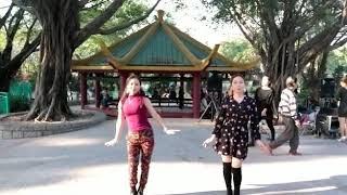 2019年2月13日屯门公园金乐七公主大姑娘美大姑娘浪
