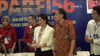 Marcella Zalianty Terpilih Sebagai Ketua Parfi yang Baru