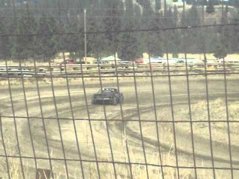 Eagle Track Raceway Duane Betcher Time In Sept 20th 2014