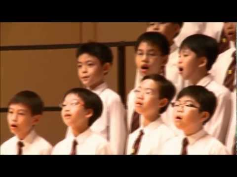 Diocesan Boys' School PD Treble Choir: Kitty Mckee / 月光光 2010