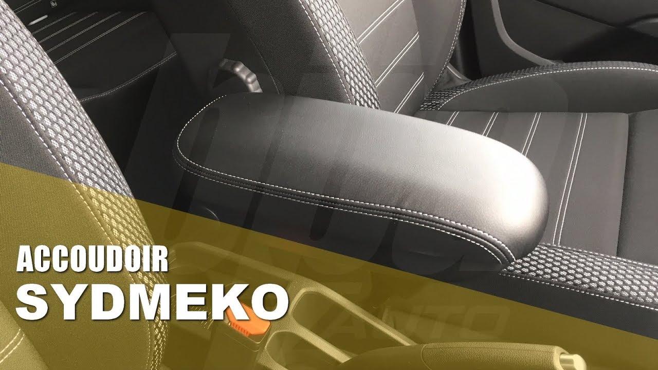 d couverte de l 39 accoudoir central sydmeko pour duster 2 youtube. Black Bedroom Furniture Sets. Home Design Ideas