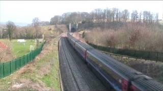 Twerton Tunnel & Newton St Loe 21.3.09