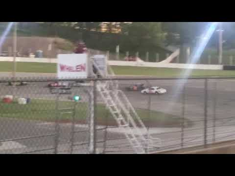 I-44 Speedway June 1st, 2019: Street Stock Heat (part 3 of 3)