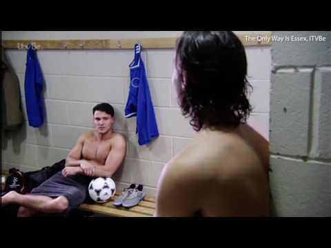 Girls strip in dressing room — 4