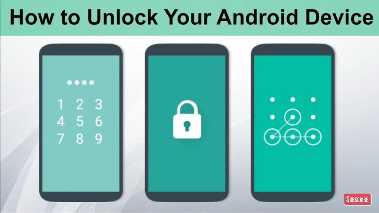 How to Unlock Oppo phone Pattern or Pin Lock without losing data