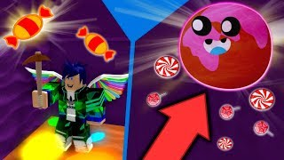 ⭐ * NEW * MYSTERIOUS PLANET OF SWEETS?! | ROBLOX ⭐