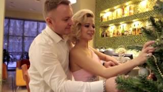 Салон свадебной и вечерней моды Eclia. Вечернее платье Peach Shine