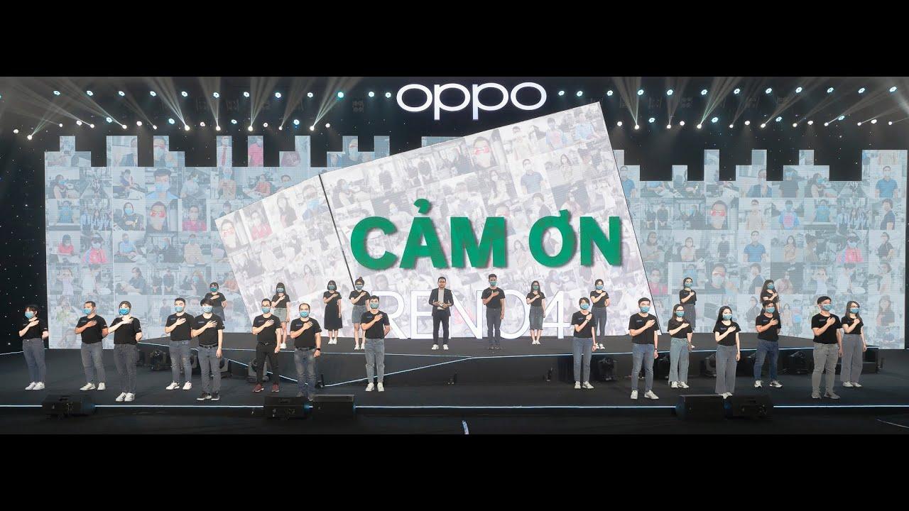 Reno4 x OPPO Watch: Thank You Vietnam!!!
