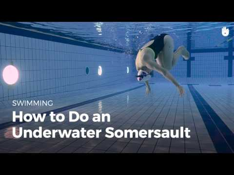 How To Do An Underwater Forward Roll | Fear Of Water