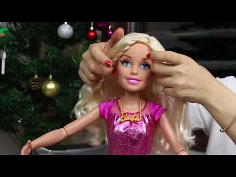 DEV BARBİE YENİ OYUN ARKADAŞIM (Türkiye' de İlk Modacı Dev Barbie )  Fashion Friends Bidünya Oyuncak