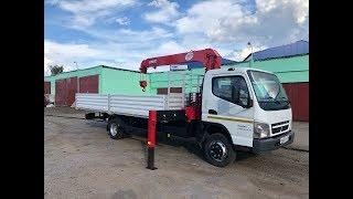 видео Автоперевозки грузов с использованием крана-манипулятора