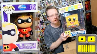 Mega Epic 150+ Funko Pop Haul