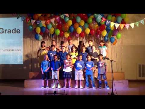 Willows Walden Academy Sophia's class song - end of the school year.