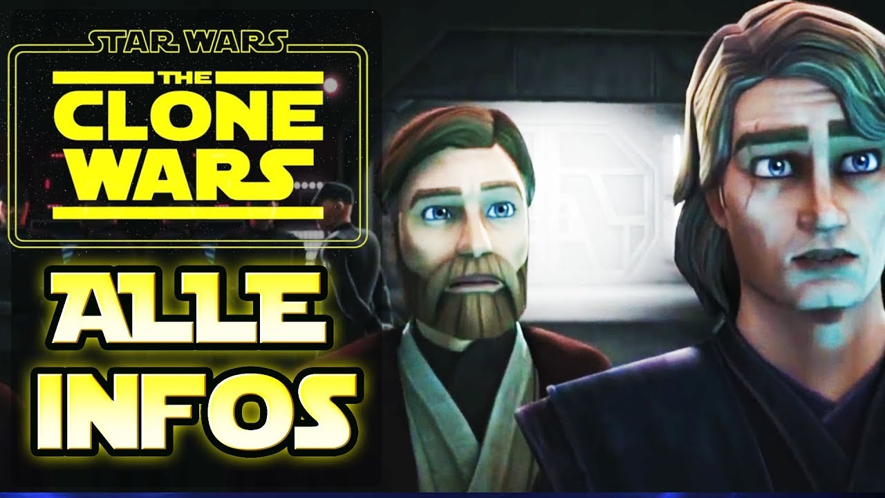 Star Wars The Clone Wars Deutsch Staffel 4