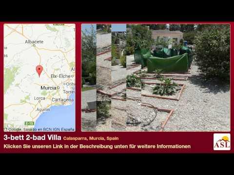 3-bett 2-bad Villa zu verkaufen in Calasparra, Murcia, Spain