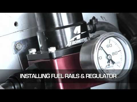 More Power and Boost with Aeromotive's Single Pump Stealth Fuel System
