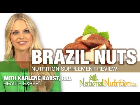 Professional Supplement Review - Brazil Nuts