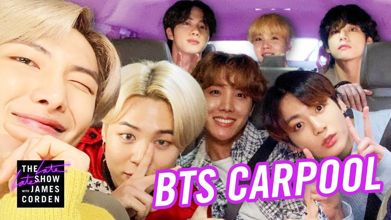 Download BTS Carpool Karaoke