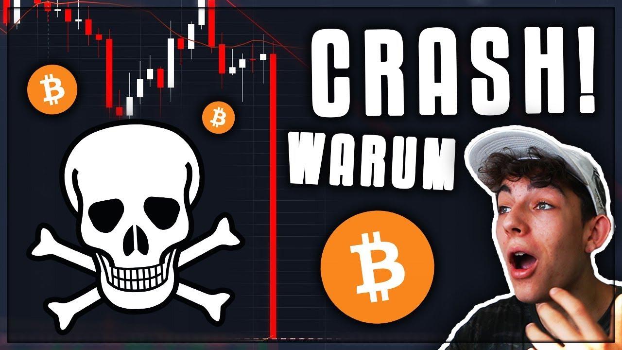 Kryptowährung Crash