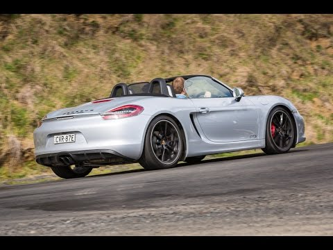 2015 Porsche Boxster Gts Review Youtube