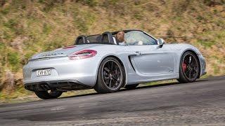 Porsche Boxster GTS 2015 Videos