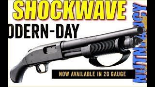 Hassle-free Sawed-off Mossberg Shockwave