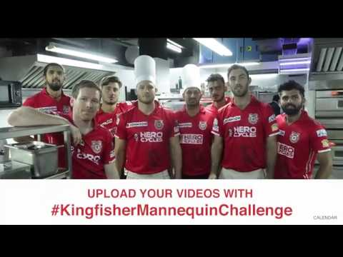 Thumbnail: #KingfisherMannequinChallenge with Kings XI Punjab