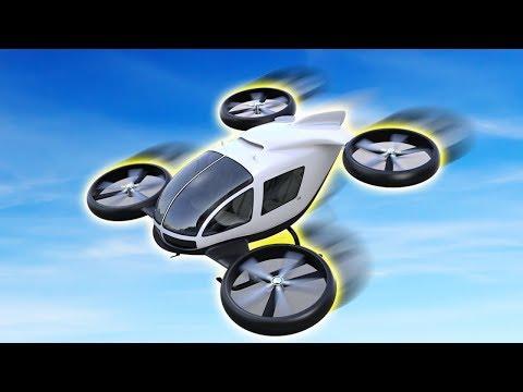 Passenger Drones Explained