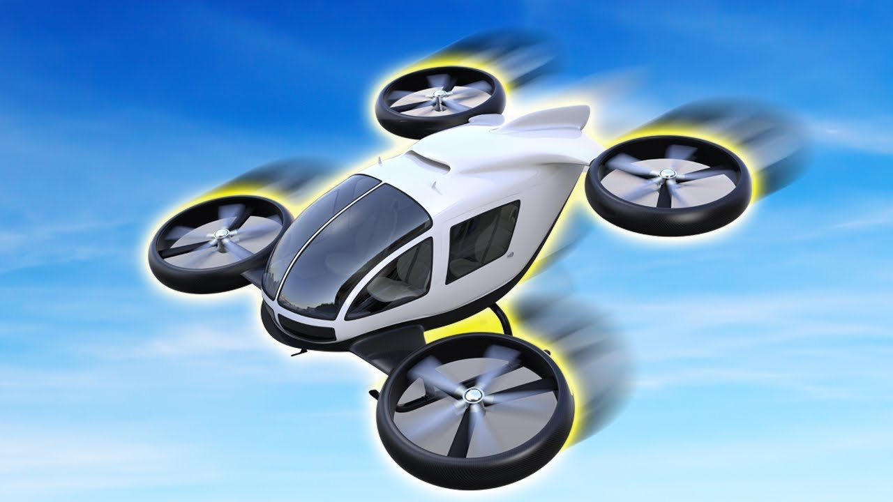 passenger-drones-explained