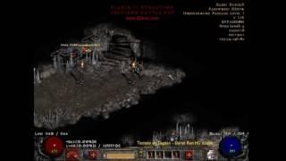 Duriel Speed Run HC Torneio Team #3 Diablo 2