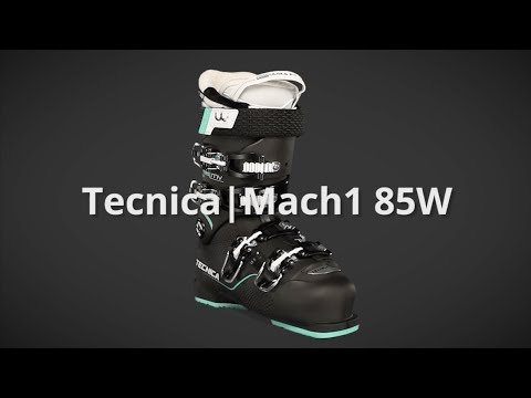 2018 Tecnica Mach1 85W MV Womens Boot Overview by SkisDotCom - YouTube 0783563af
