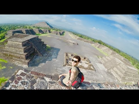 City Of The Gods Teotihuacan Tour Mexico