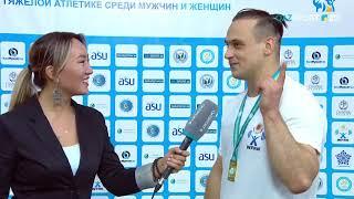 Илья Ильин триумфально вернулся после дисквалификации