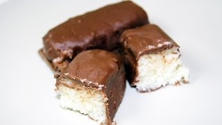 Homemade Bounty Bar Recipe