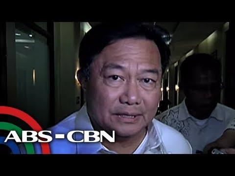 Bandila: CHR, dapat zero budget ayon kay Alvarez