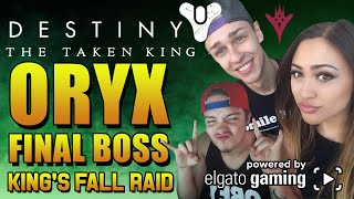 DEFEATING ORYX! | King