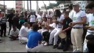 16°Roda de Confraternização anual da Ass Capoeira de Angola Bem Brasil