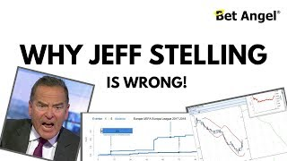 Peter Webb - Bet Angel - Expected goals - xG - Why Jeff Stelling is wrong