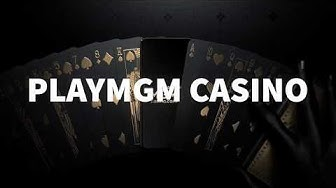PlayMGM Online Casino Welcome Bonus