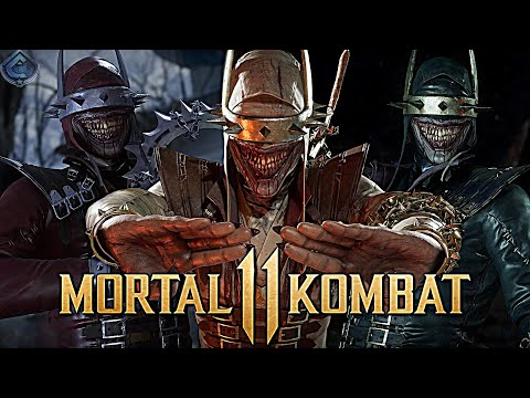 Mortal Kombat 11 Online - DON'T MESS WITH THE BATMAN WHO LAUGHS!