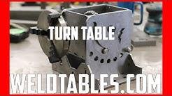 WeldTables.com  welding positioner  RMW Vlog-136