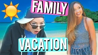 How To Survive Family Vacation | Meredith Foster
