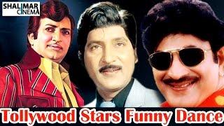 Tollywood Stars Funny Dance Scenes || Telugu Latest Spoof
