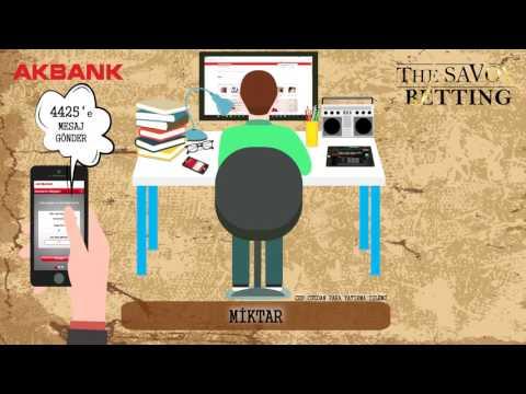 Akbank Para Yatırma- Savoy Betting