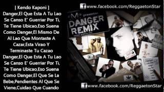 Kendo Kaponi Ft Varios Artistas - Danger Remix [CON LETRA]