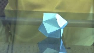 How To Make An Origami Christmas Tree Topper : Origami Ideas